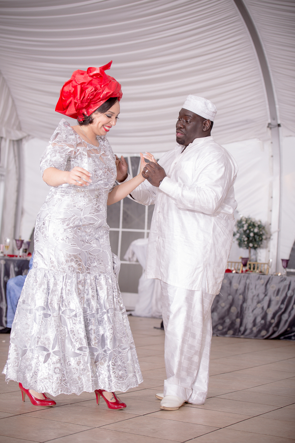 Modern Sierra Leone Wedding | Lola Snaps Photography  43