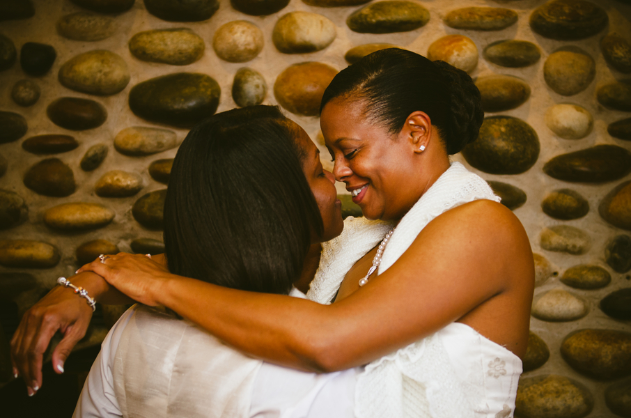 Dreamy African American Wedding | Lauren Lindley Photography 1