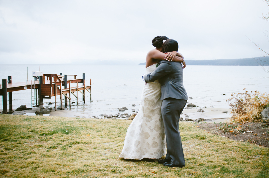 Dreamy African American Wedding | Lauren Lindley Photography 12