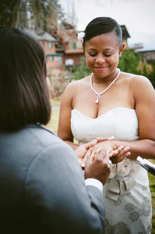 Dreamy African American Wedding | Lauren Lindley Photography 13