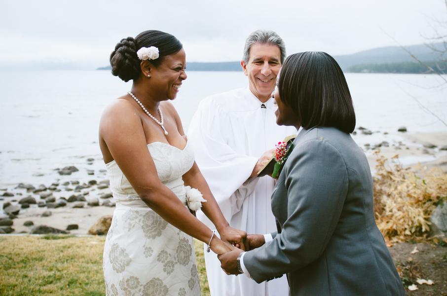 Dreamy African American Wedding | Lauren Lindley Photography 15