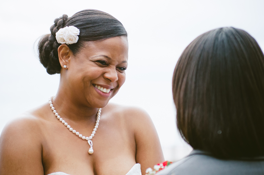 Dreamy African American Wedding | Lauren Lindley Photography 16