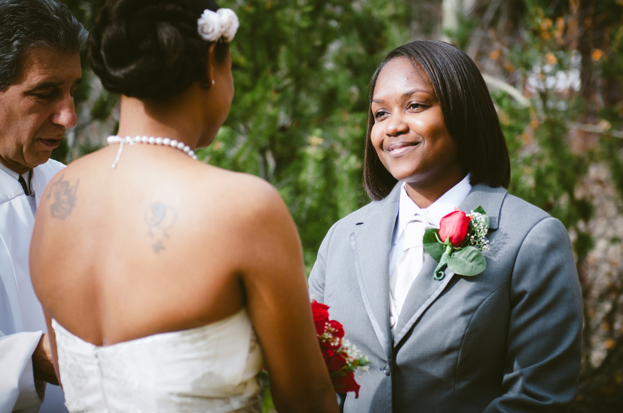 Dreamy African American Wedding | Lauren Lindley Photography 18