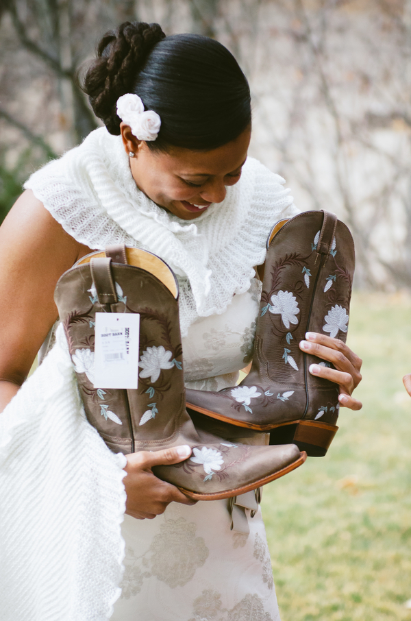 Dreamy African American Wedding | Lauren Lindley Photography 20