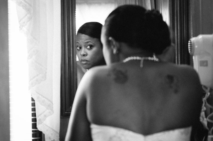 Dreamy African American Wedding | Lauren Lindley Photography 22