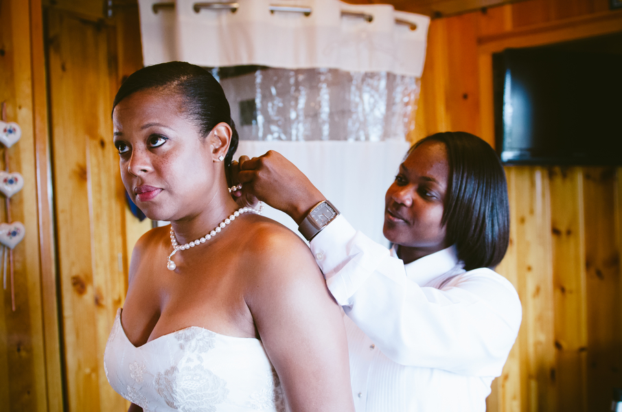 Dreamy African American Wedding | Lauren Lindley Photography 23