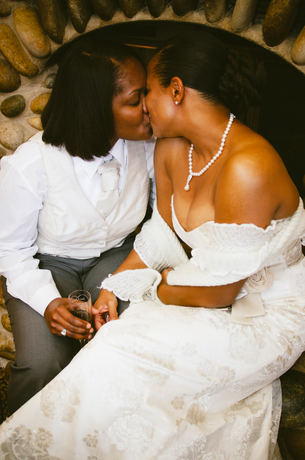 Dreamy African American Wedding | Lauren Lindley Photography 27