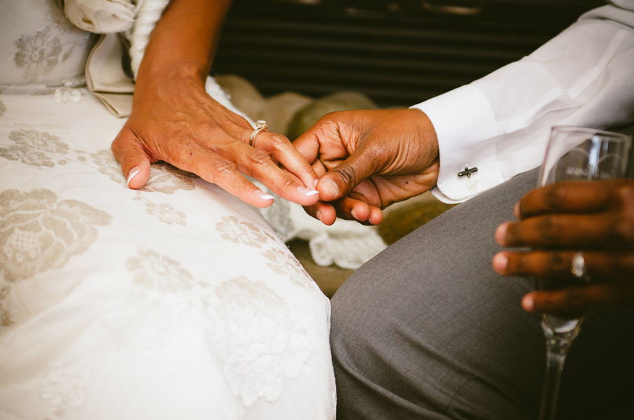 Dreamy African American Wedding | Lauren Lindley Photography 5