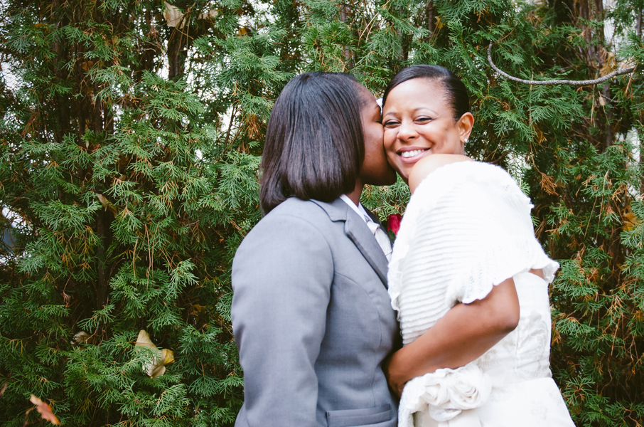 Dreamy African American Wedding | Lauren Lindley Photography 6