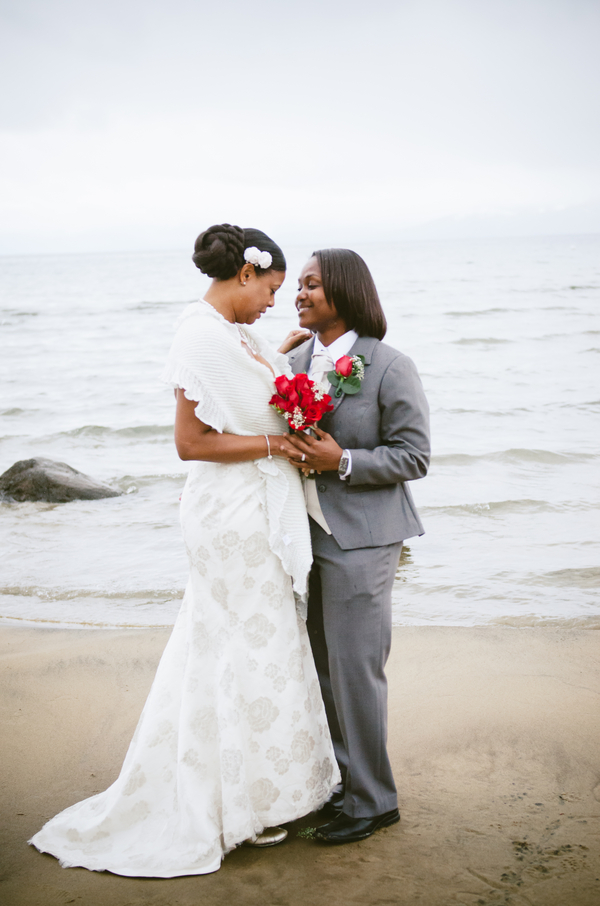 Dreamy African American Wedding | Lauren Lindley Photography 9