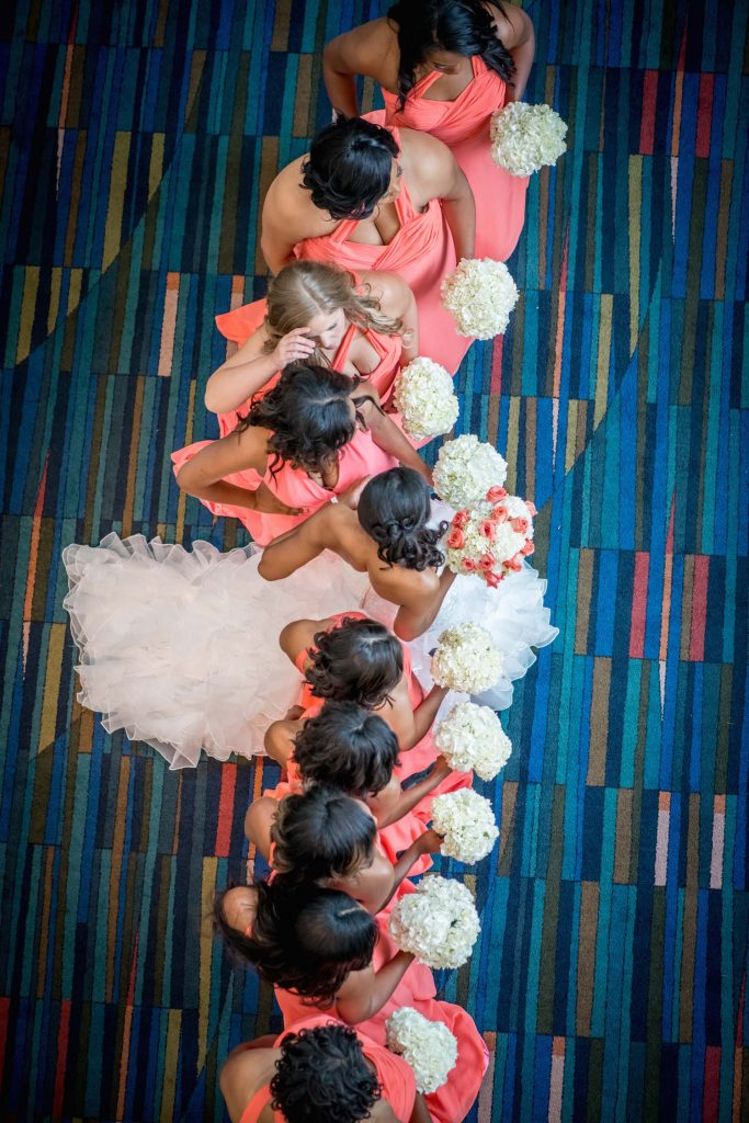 Coral Wedding | Fusion Photography 18