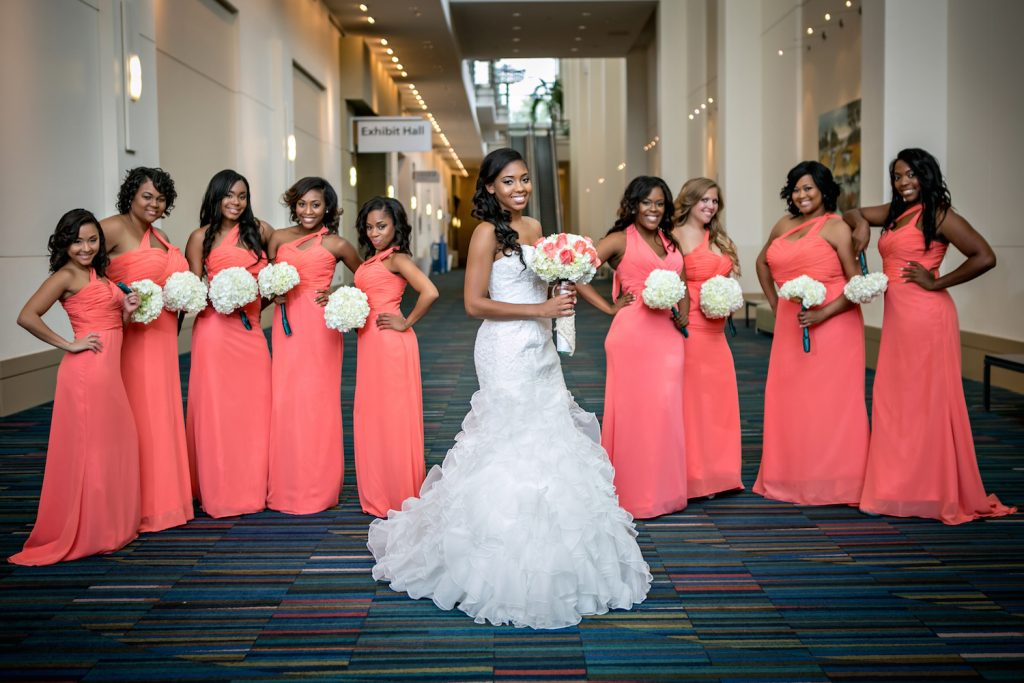 Coral Wedding | Fusion Photography 20
