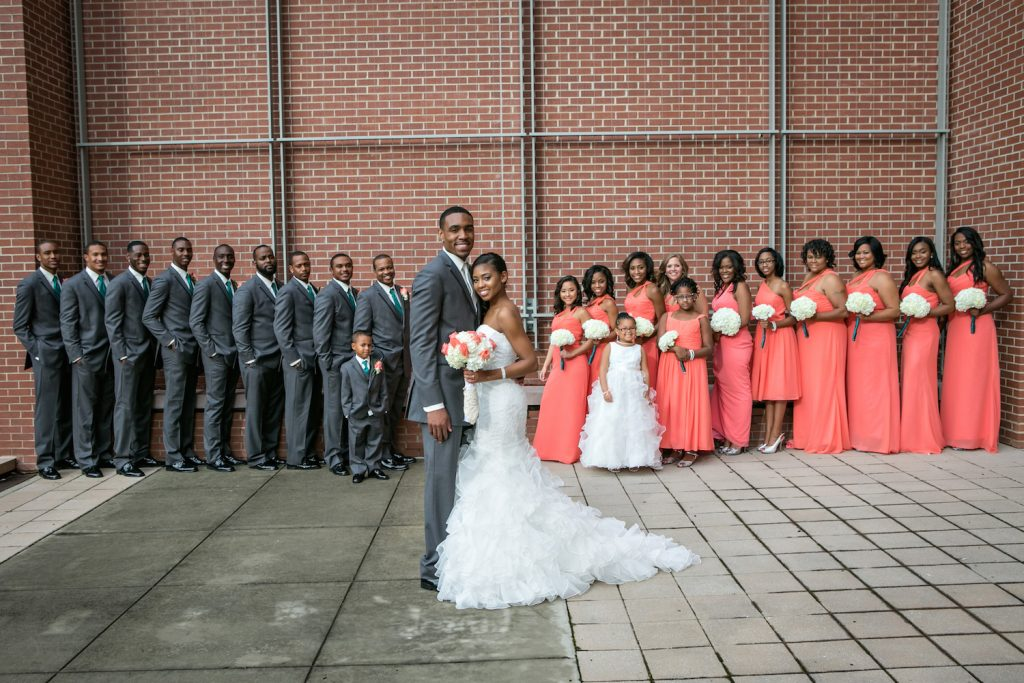 Coral Wedding | Fusion Photography 21