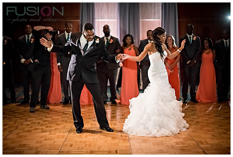 Coral Wedding | Fusion Photography 26