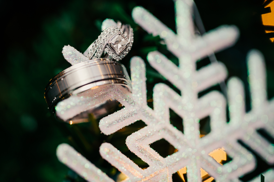 Romantic Winter Wedding | Valerie and Co Photography 33
