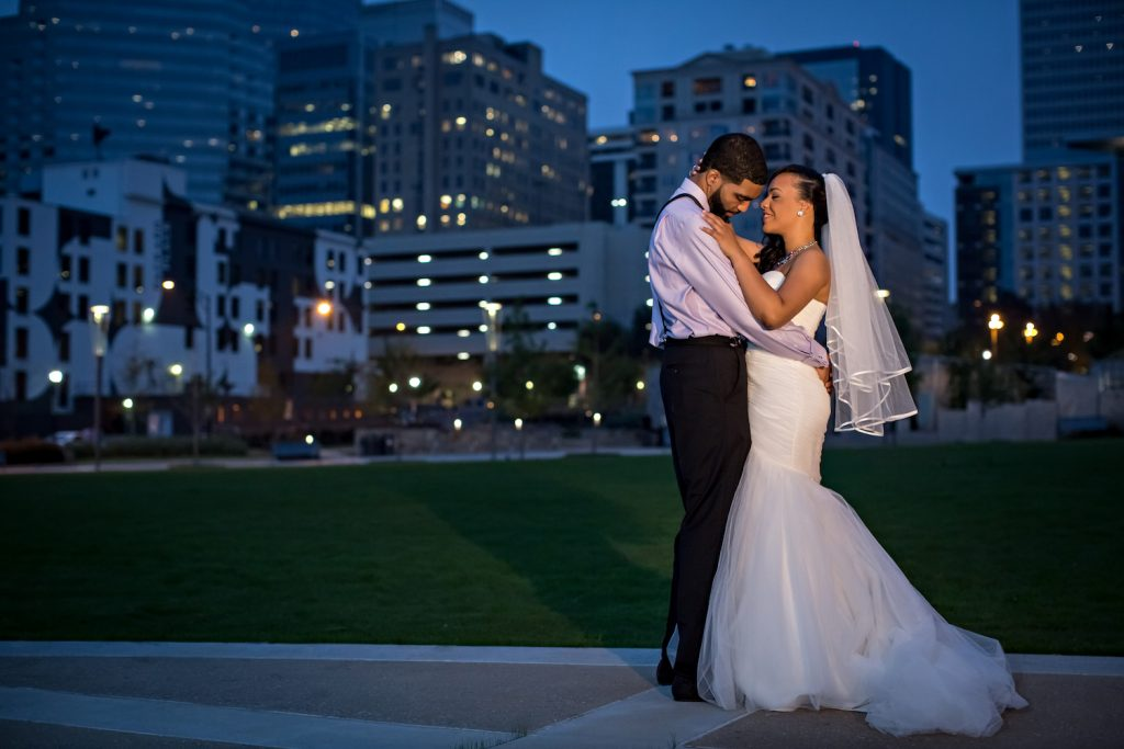 Carolinas Urban High Style Wedding Fusion Photo and Video 09