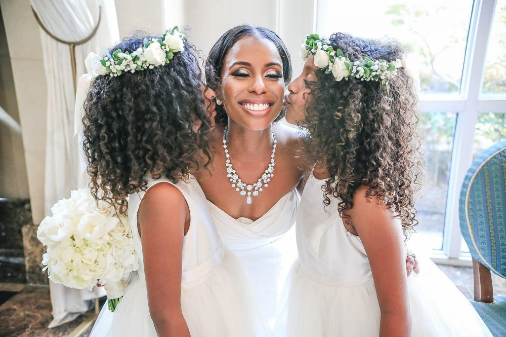 Royal Purple Ethiopian American Wedding | Double You Photos 13