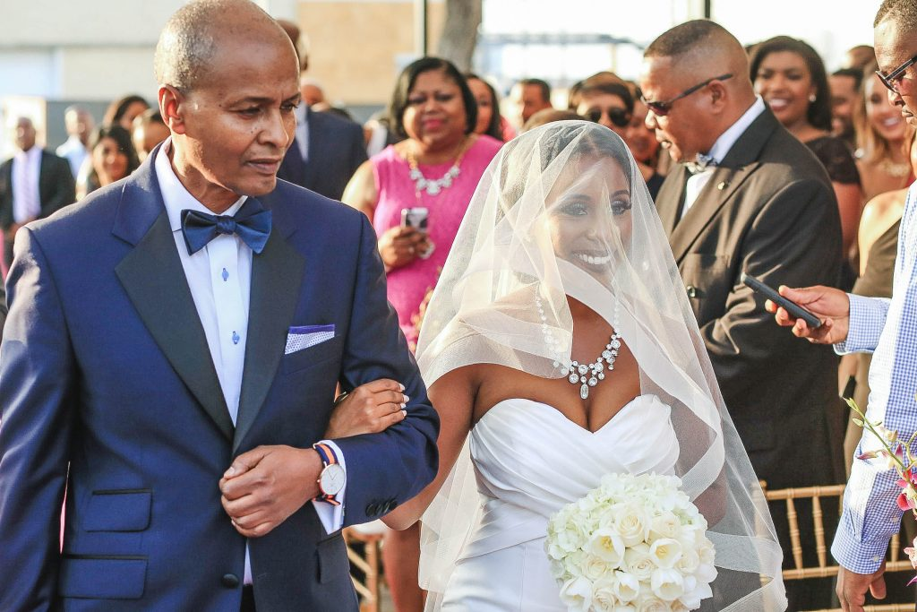 Royal Purple Ethiopian American Wedding | Double You Photos 25