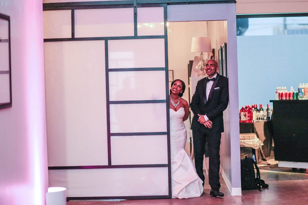 Royal Purple Ethiopian American Wedding | Double You Photos 36