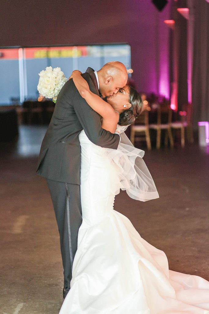 Royal Purple Ethiopian American Wedding | Double You Photos 40