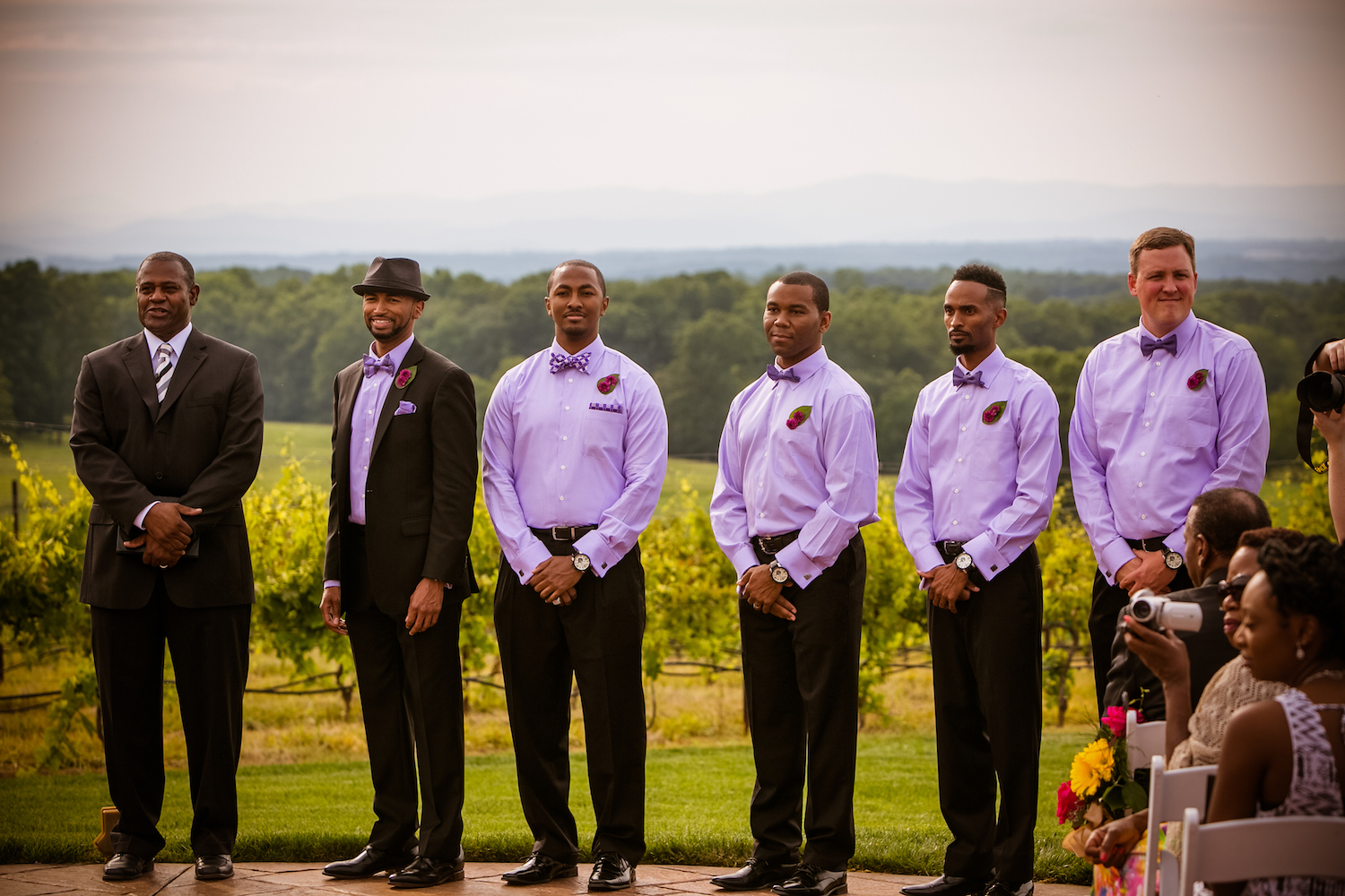 Charlotte Wedding | Fusion Photography10